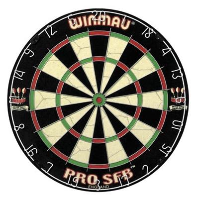 Picture of 41011-Dartboard WINMAU Pro SFB