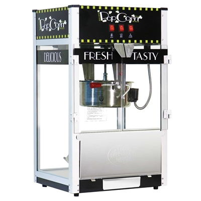 Picture of 71455-Popcorn machine of 16oz. tabletop BLACK